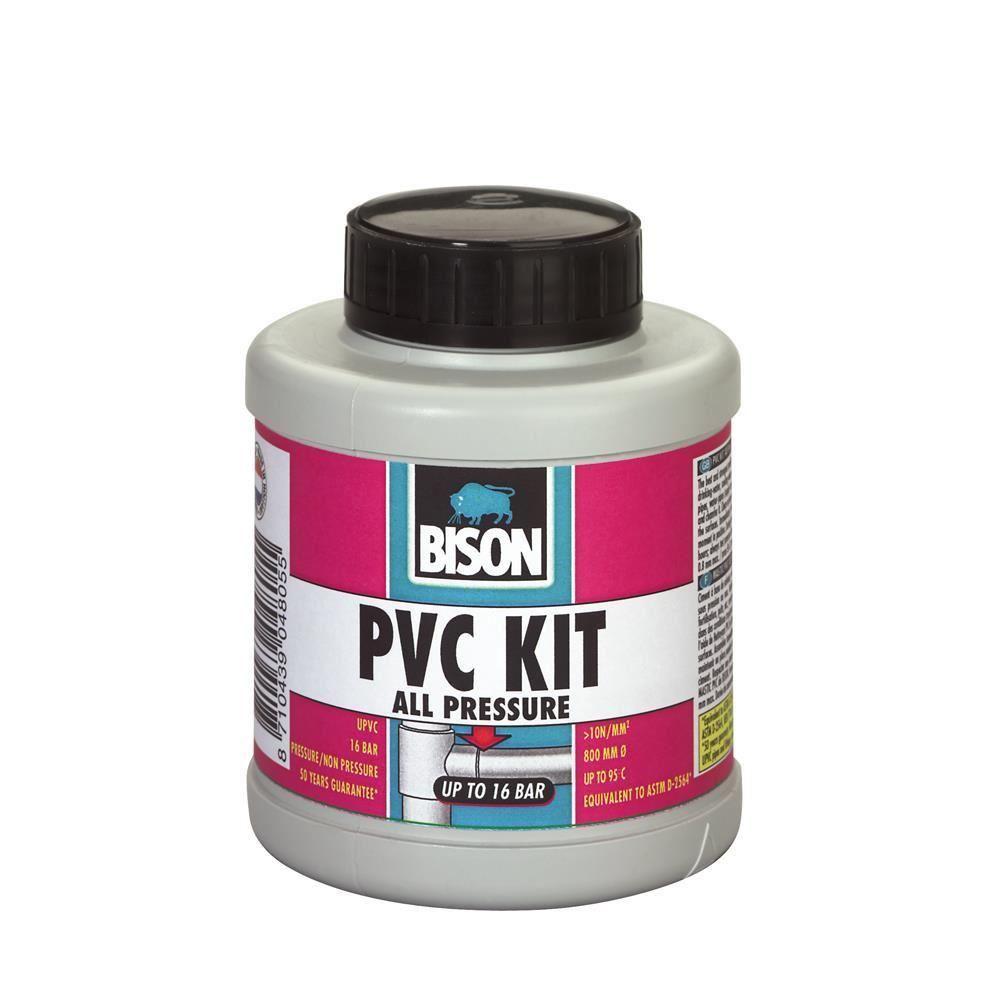Bison pvc kit temad for Garage en kit pvc