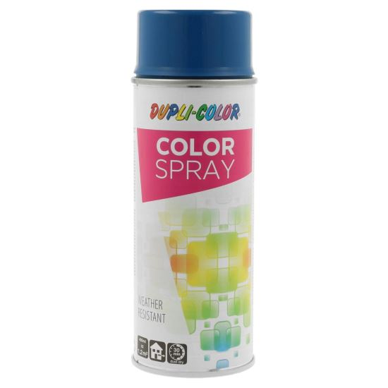 COLOR SPRAY Vopsea spray decorativă, albastru, RAL5010, 400ml