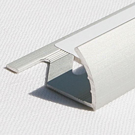 Profil pentru colţ exterior TRA100/00, din aluminiu, 10mmx2,5m