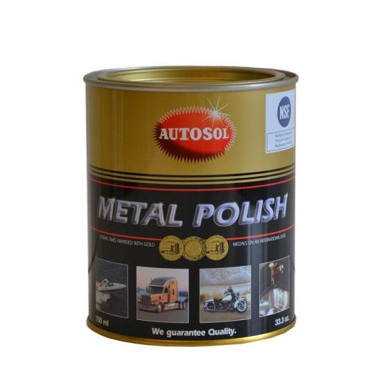 Autosol Metal Polish 750 ml