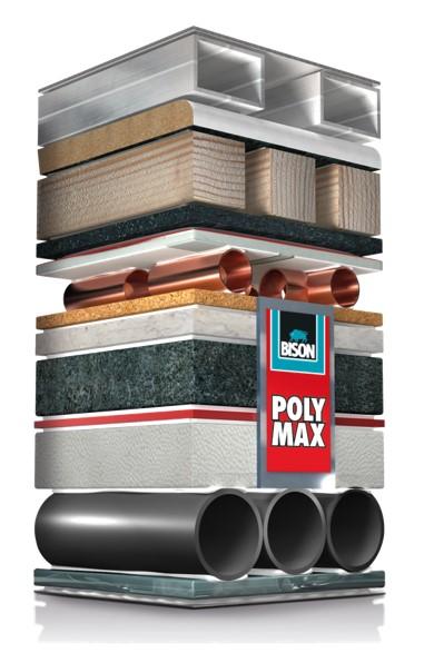 materiale lipite poly max