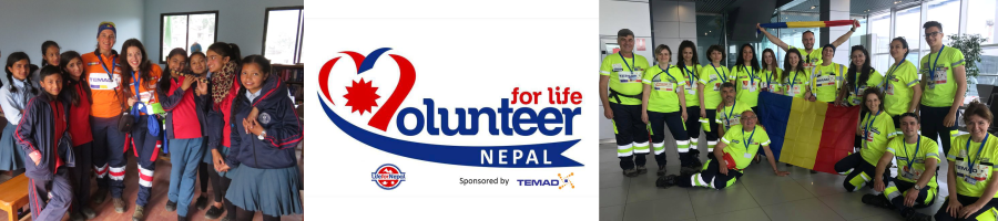 Expediția umanitară Nepal for Life 2018