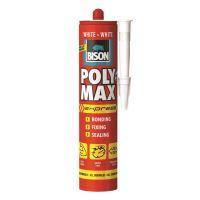 BISON Poly Max white