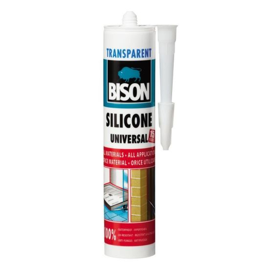BISON Silicon Universal, transparent