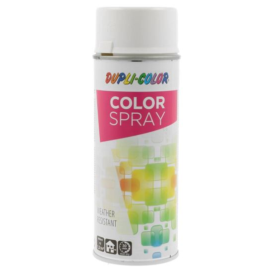 COLOR SPRAY Vopsea spray decorativă, alb trafic, RAL9016, 400ml