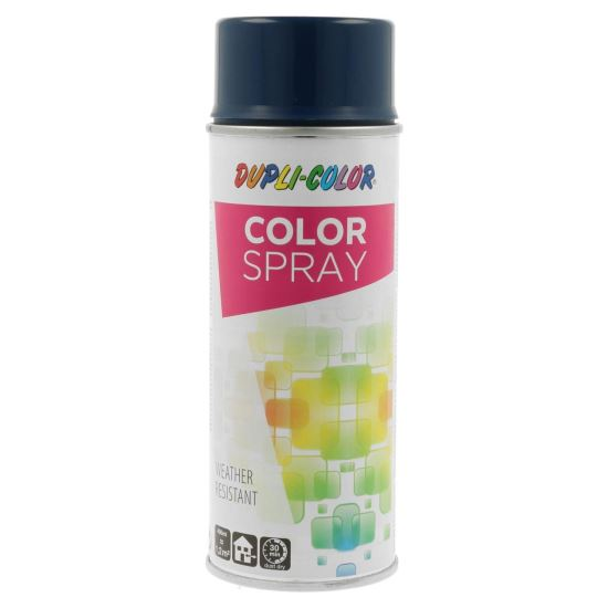 COLOR SPRAY Vopsea spray decorativă, albastru safir, RAL1028, 400ml