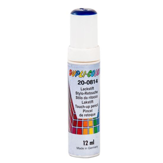 AUTO COLOR Creion de retuș auto, albastru metalizat 20-0814, 12ml